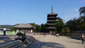 奈良観光写真3